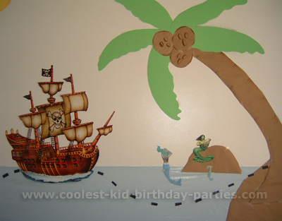 Margaret's Pirate Birthday Party Theme Ideas