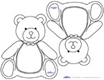 Printable Teddy Bear Baby Shower Invitations